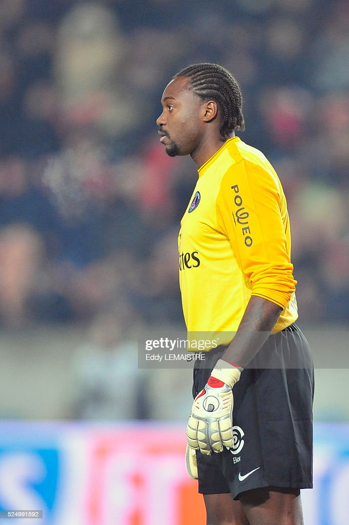 Psg S Apoula Edel During The French First League Soccer