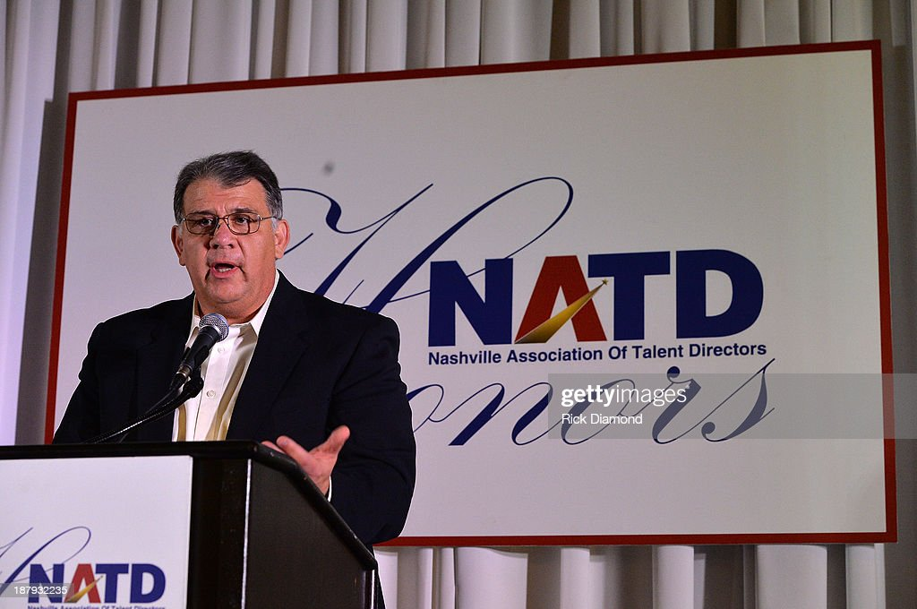 ACM's Bob Romero attends the 3rd. annual NATD Honors 2013 at the Hermitage Hotel on November 12, 2013 in Nashville, Tennessee.