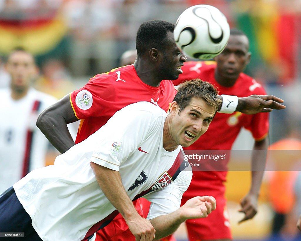 FIFA 2006 World Cup - Group E - USA vs Ghana