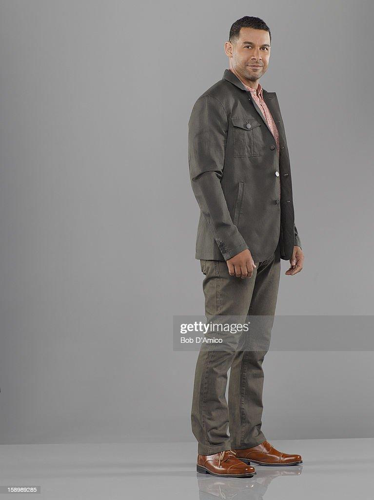 CASTLE - ABC's 'Castle' stars Jon Huertas as NYPD Detective Javier Esposito.