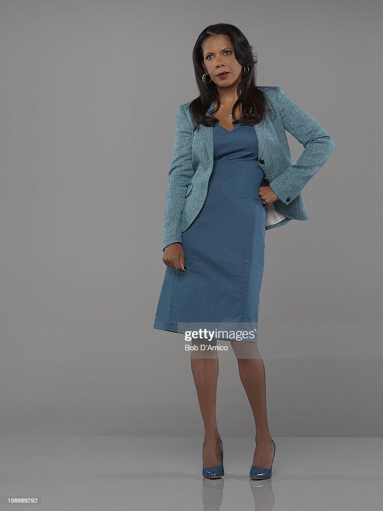 CASTLE - ABC's 'Castle' stars Penny Johnson Jerald as NYPD Captain Victoria Gates.