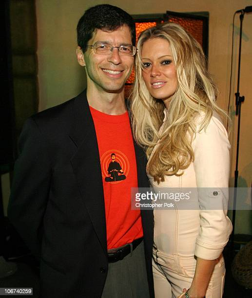 G4's Charles Hirschhorn and Jenna Jameson *Exclusive*