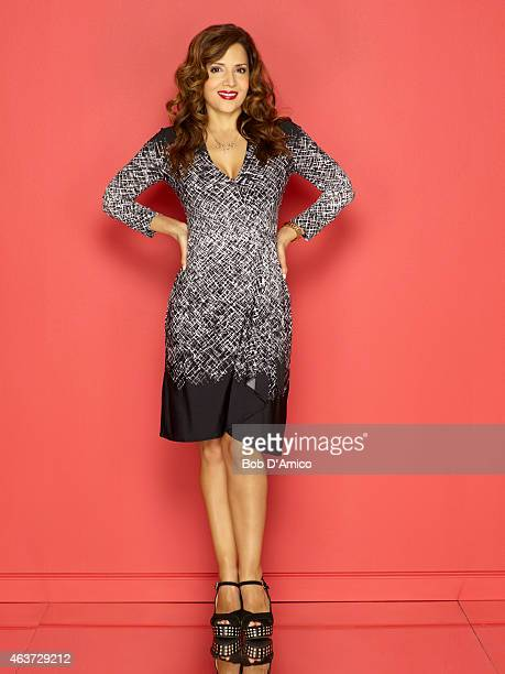 CRISTELA ABC's 'Cristela' stars Maria CanalsBarrera as Daniela