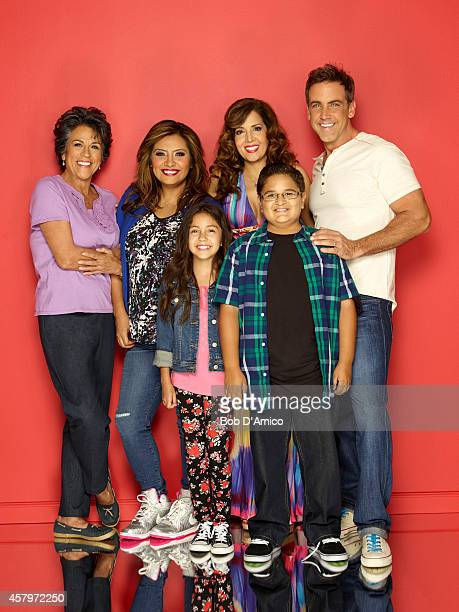 CRISTELA ABC's 'Cristela' stars Terri Hoyos as Natalia Cristela Alonzo as Cristela Isabella Day as Isabella Maria CanalsBarrera as Daniela Jacob...