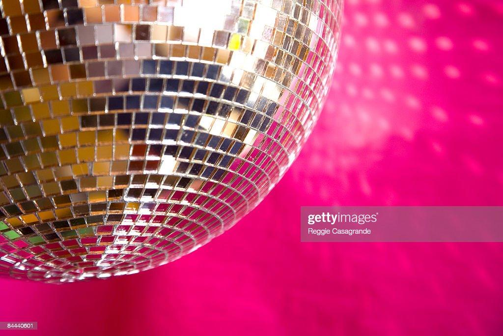 70's Disco Ball : Stock Photo