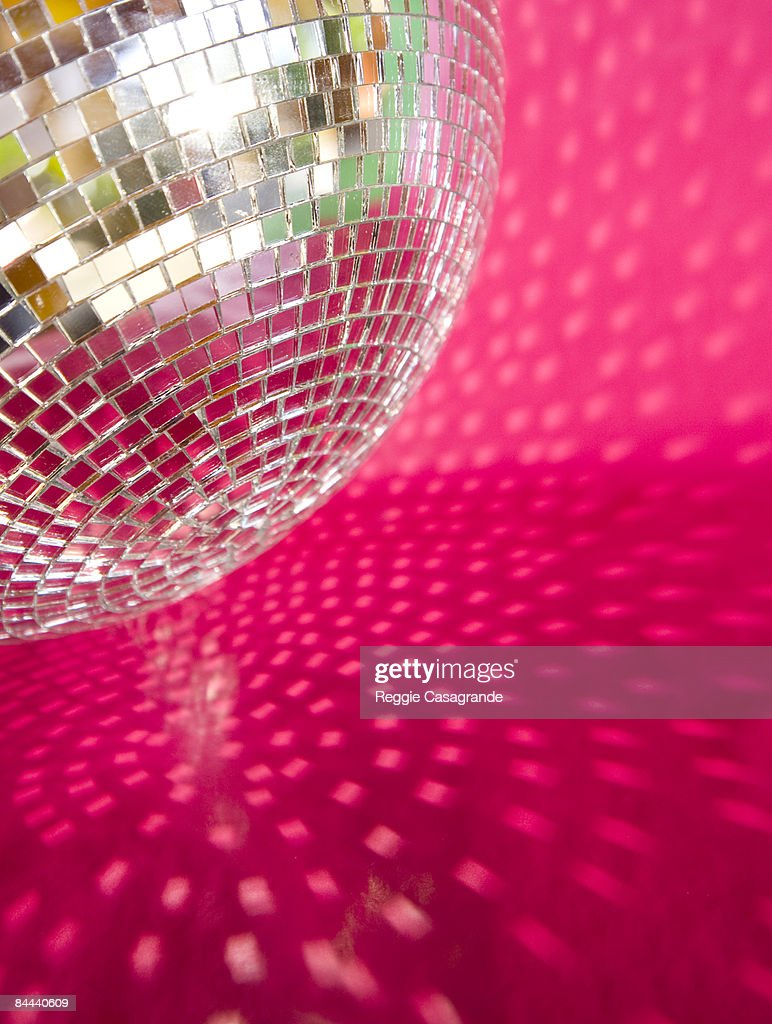 70's Disco Ball : Stock Photo