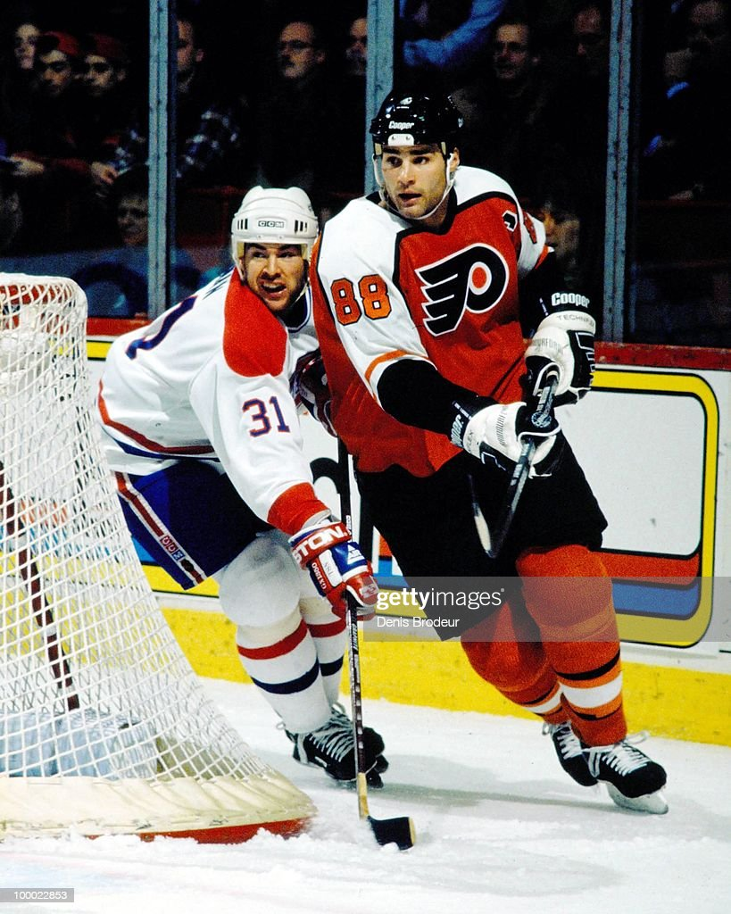 Philadelphia Flyers v Montreal Canadiens