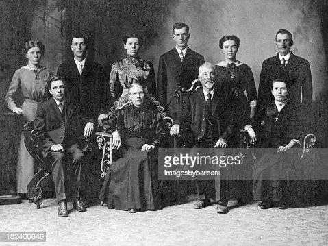 1900's Family