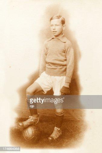 1920 de gardien Joueur de Football américain