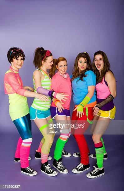 1980's girls