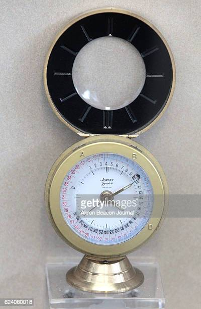 A 1960's Gynodate clock and calculator by Swiss watch maker Jaquet claimed it was 'indispensable to every woman for natural birth control' It...