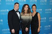 2016 UNICEF's Hope Gala CoChair Mark Mitsukawa Vanessa Williams and 2016 UNICEF's Hope Gala CoChair Kim KW Rucker attend the UNICEF Hope Gala on...