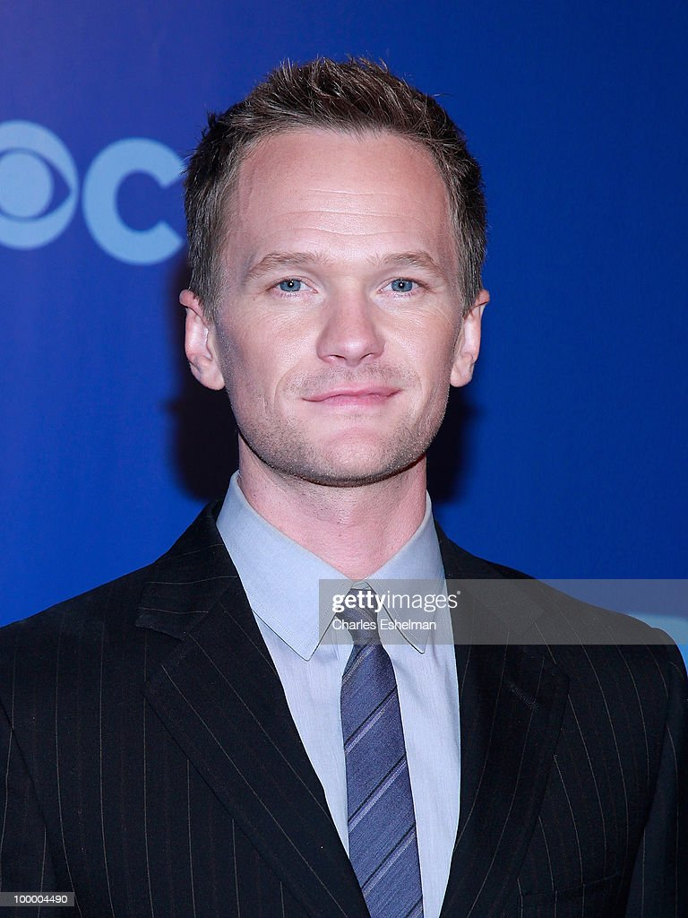 CBS's 'How I Met Your Mother' actor Neil Patrick Harris attends the 2010 CBS UpFront at Damrosch Park, Lincoln Center on May 19, 2010 in New York City.
