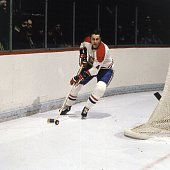 CANADA 1970's Jean Beliveau of The Montreal Canadiens