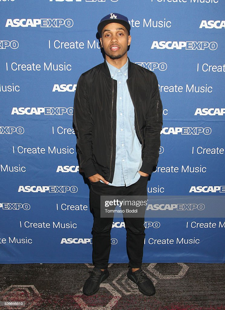 ASCAP's Jonathan Jones attends the 2016 ASCAP 'I Create Music' EXPO on April 30, 2016 in Los Angeles, California.