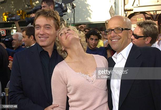 CAA's Kevin Huvane Glenn Close and Paramount's Donald De Line