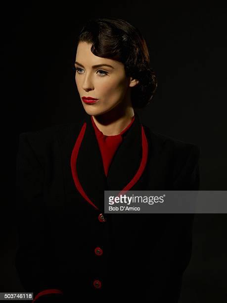 S AGENT CARTER ABC's 'Marvel's Agent Carter' stars Bridget Regan as Dottie Underwood