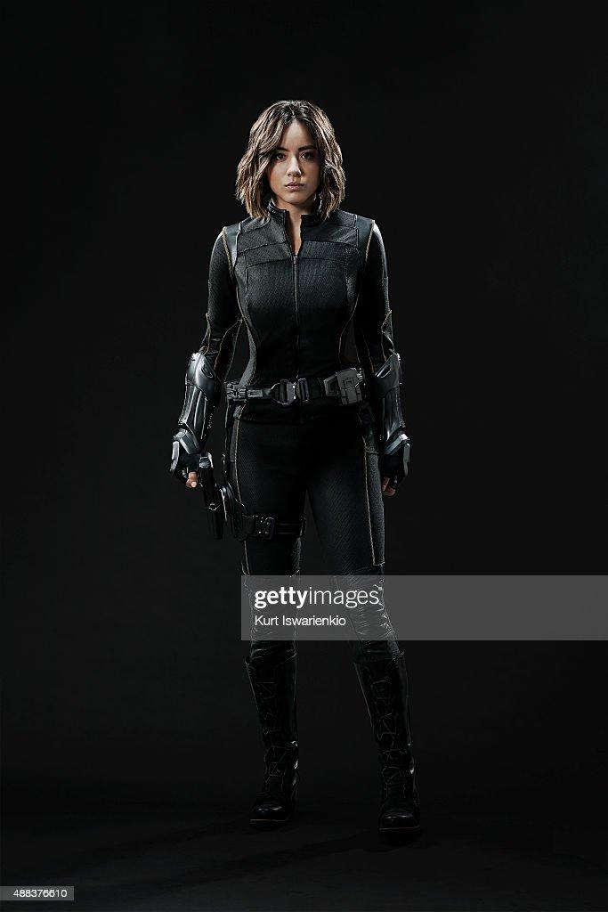 S AGENTS OF SHIELD ABC's 'Marvel's Agents of SHIELD' stars Chloe Bennet as Agent Daisy Johnson