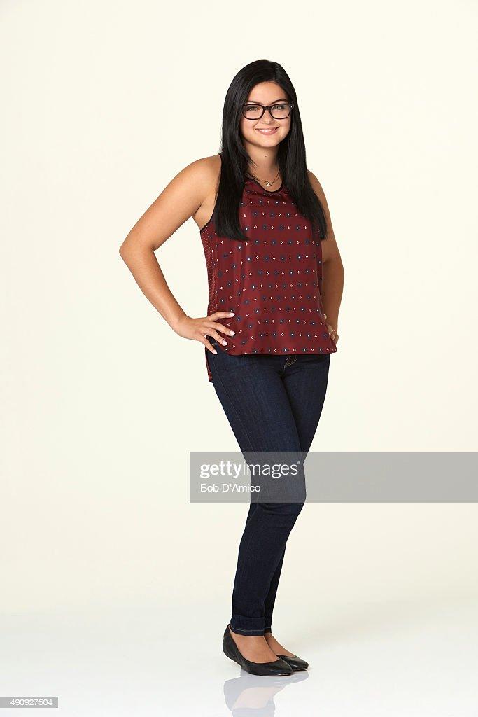 FAMILY ABC's 'Modern Family' stars Ariel Winter as Alex Dunphy