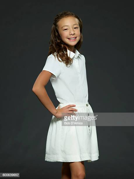 FAMILY ABC's 'Modern Family' stars Aubrey AndersonEmmons as Lily TuckerPritchett