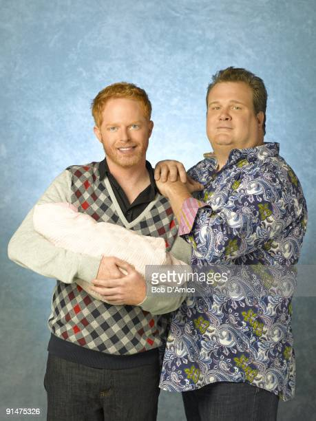 FAMILY ABC's 'Modern Family' stars Jesse Tyler Ferguson as Mitchell and Eric Stonestreet as Cameron