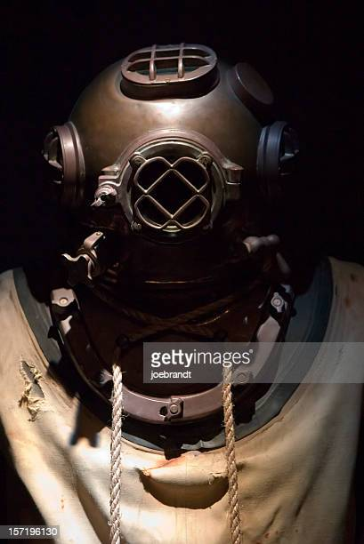 1920's Navy Diving Suit
