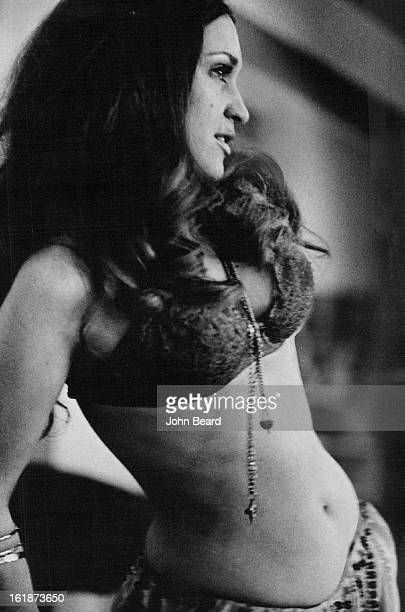 JAN 9 1973 JAN 16 1973 JAN 11 1973 YWCA's newest class is taught by Linda Bertram a belly dancer from Hollywood