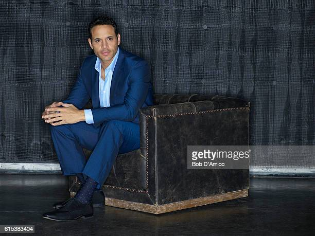 NOTORIOUS ABC's Notorious' stars Daniel Sunjata as Jake Gregorian