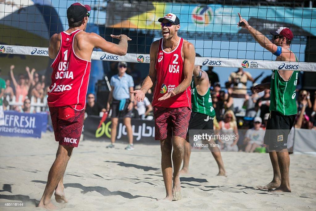 asics long beach volleyball tournament asics