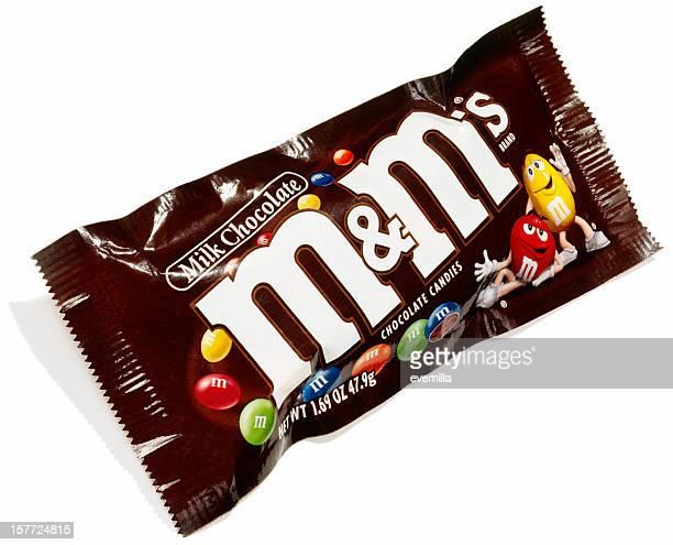 """M & M """"s"""