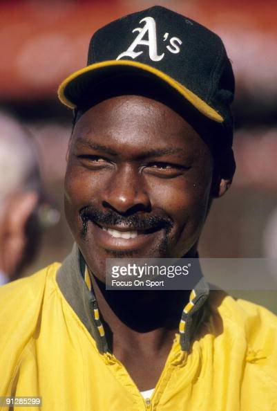 Ricky Henderson Stock Photos and Pictures | Getty Images