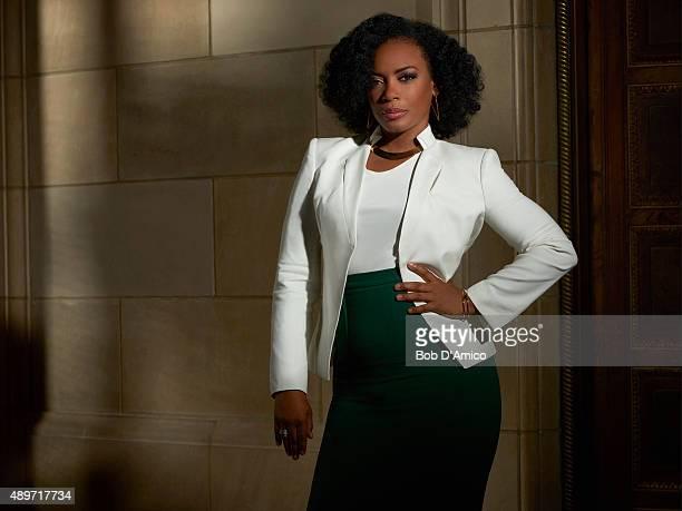 QUANTICO ABC's 'Quantico' stars Aunjanue Ellis as Miranda Shaw