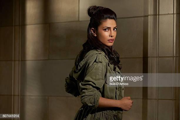QUANTICO ABC's 'Quantico' stars Priyanka Chopra as Alex Parrish