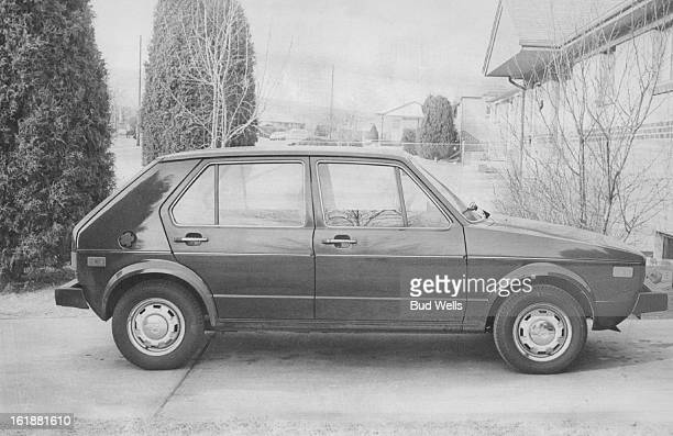 FEB 25 1978 VW's Rabbit Diesel has no Carburetor Spark plugs coil By using the same black bearings and crankshaft the price is only $195 more