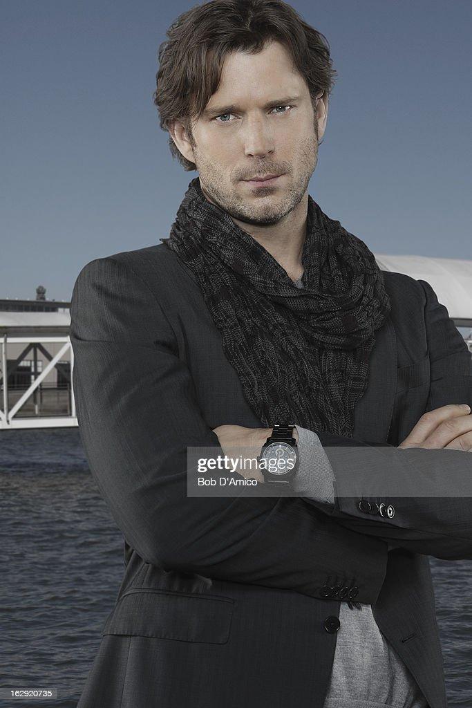RED WIDOW - ABC's 'Red Widow' stars Wil Traval as Irwin Petrov.