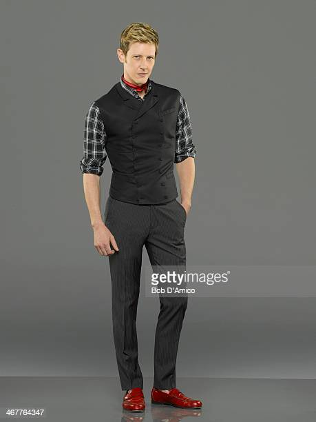 REVENGE ABC's 'Revenge' stars Gabriel Mann as Nolan Ross