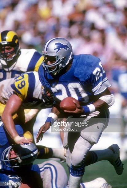 Billy sims lions lick grateful