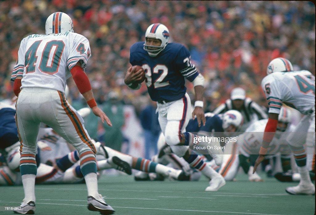 Oj Simpson Bills Buffalo Bills v Miami ...