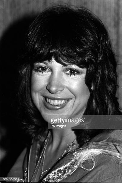 ATV's Sally James hostess of the programme Tiswas In private life Sally is married to Mike Smith a Decca Records executive