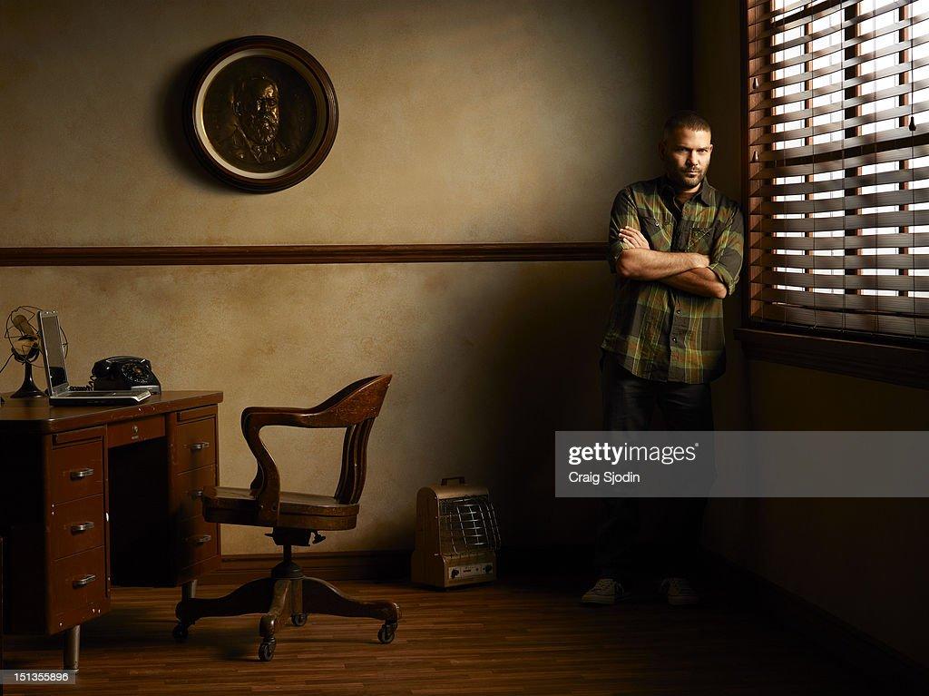 SCANDAL - ABC's 'Scandal' stars Guillermo Diaz as Huck.