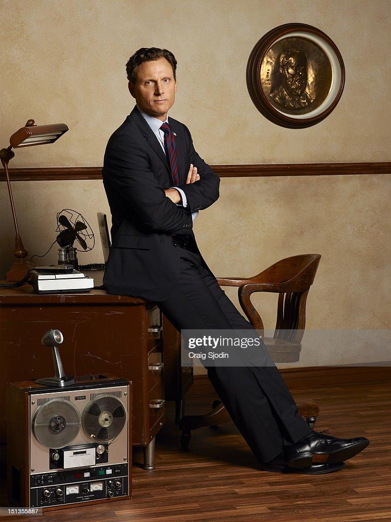 SCANDAL - ABC's 'Scandal' stars Tony Goldwyn as President Fitzgerald Grant.