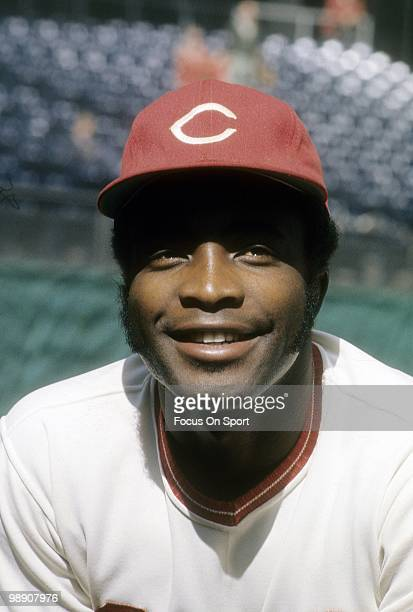 CINCINNATI OH CIRCA 1970's Second baseman Joe Morgan of the Cincinnati Reds smiles for the camera in this portrait circa mid 1970's before a Major...