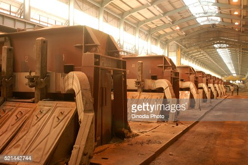 Angul India  City new picture : Nalcos Smelter Unit At Angul India Stock Photo | Getty Images