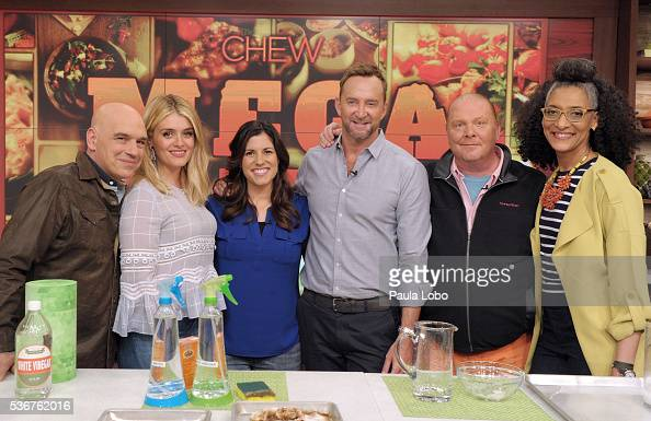 THE CHEW ESPN's Stephen A Smith appears on THE CHEW Friday June 3 2016 THE CHEW airs MONDAY FRIDAY on the ABC Television Network HALL