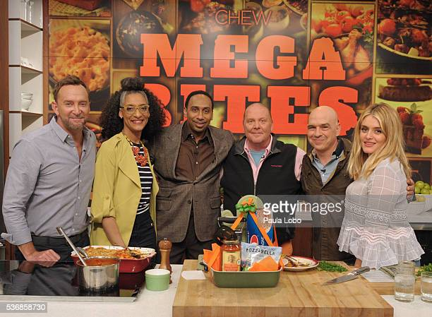 THE CHEW ESPN's Stephen A Smith appears on THE CHEW Friday June 3 2016 THE CHEW airs MONDAY FRIDAY on the ABC Television Network OZ