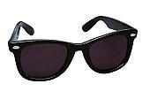 1960's Style Black Sunglasses