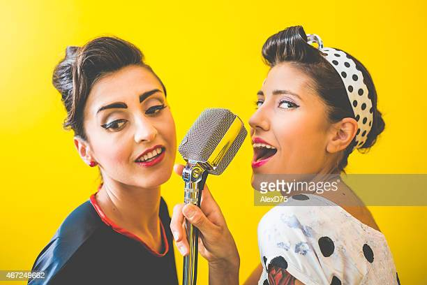 Young Female Singers Stock Photos and Pictures | Getty Images