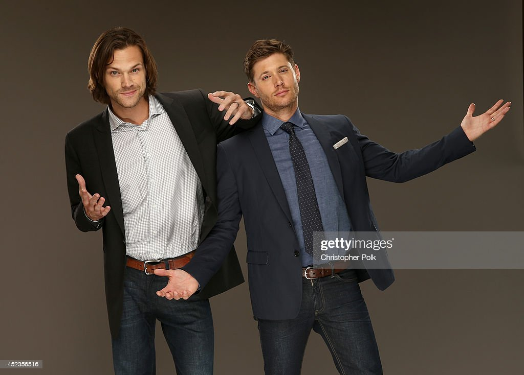 The CW And Showtime's 2014 Summer TCA Tour Portraits