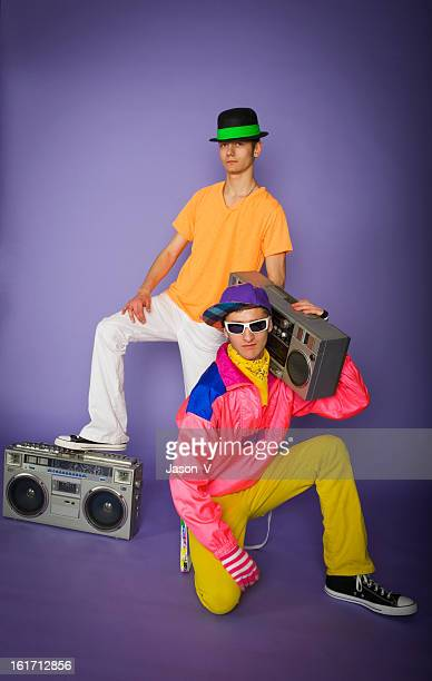 1980's teen boys