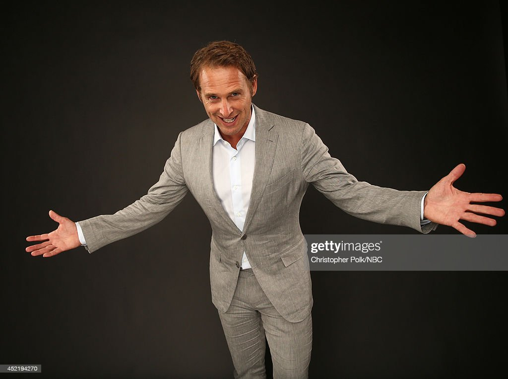 NBC's 'The Mysteries of Laura' actor <a gi-track='captionPersonalityLinkClicked' href=/galleries/search?phrase=Josh+Lucas&family=editorial&specificpeople=216514 ng-click='$event.stopPropagation()'>Josh Lucas</a> poses for a portrait during the NBCUniversal Press Tour at the Beverly Hilton on July 13, 2014 in Beverly Hills, California.(Photo by Christopher Polk/NBCU Photo Bank via Getty Images) NUP_164677_1265.JPG